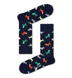 HAPPY SOCKS Puppy Love Sock PUL01 ΚΑΛΤΣΑ ΜΕΣΑΙΑ