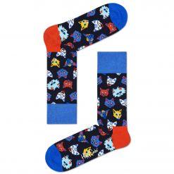 HAPPY SOCKS Funny Cat Sock FCA01 ΚΑΛΤΣΑ ΜΕΣΑΙΑ