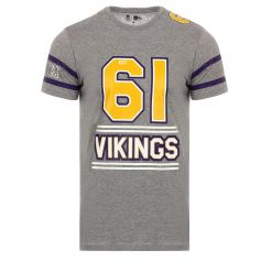 NEW ERA 12195313 NFL TEAM ESTABLISHED TEE MINVI T-SHIRT K/ 12195313