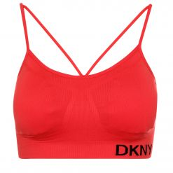 DKNY LOW IMPACT STRAPPY SEAMLESS DP8T5475