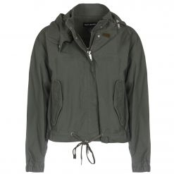 DKNY CROPPED HOODED CARGO JACKET E0ACIE98