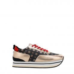 DKNY POLY - LACE UP SNEAKER K2907701 LOW