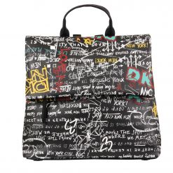 DKNY TILLY - GRAFFITI R84KD350 BACKPACK