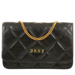 DKNY SOFIA - DIAMOND STITCH MD FLAP CROSSBODY R93ERE22 CROSS BODY
