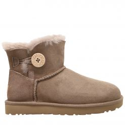 UGG 1016422 Mini Bailey Button II ΥΠΟΔΗΜΑ 1016422 CLASSIC MINI