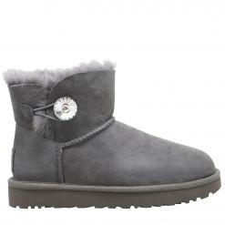 UGG 1016554 Mini Bailey Button Bling ΥΠΟΔΗΜΑ 1016554 CLASSIC MINI