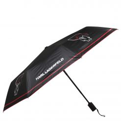 KARL LAGERFELD K/IKONIK GRAPHIC UMBRELLA 201W3908
