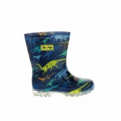 BE ONLY Dinosaure Kid Flash rainboot BOTTEDINOS MID