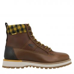 CAMEL ACTIVE Pilgrim Mid lace boot CH-91-241312 ΜΕΣΑΙΟ